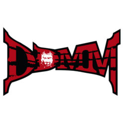 DDMM Logo Baseball T-Shirt Design
